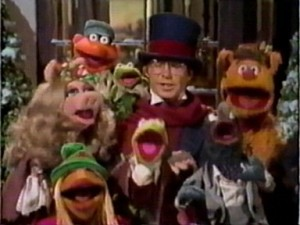 Muppets singing the Twelve Days of Christmas